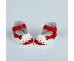 PR64034 Туфли двухцветные