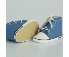 PR64050 Кеды синие