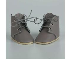 PR64053 Ботинки коричневые