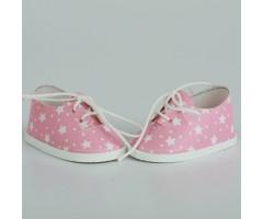 PR64059 Ботиночки розовые