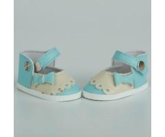 PR64068 Туфли двухцветные