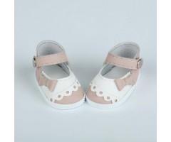 PR64073 Туфли двухцветные