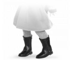 Сапоги черные для кукол 42 см