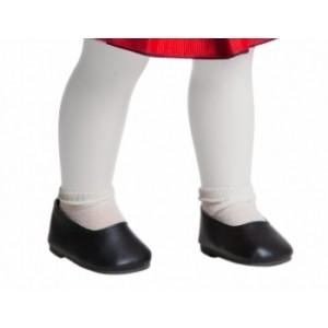 «Туфли черные для кукол 40-42 см» PR66082