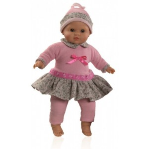 «Эми в розовом, 36 см» PR7014
