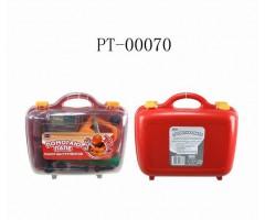 PT00070 Набор инструментов в чемодане