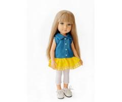 RN11011 Кукла Бланка