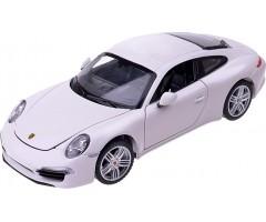 Porsche 911 Carrera S, 1:24, металлическая