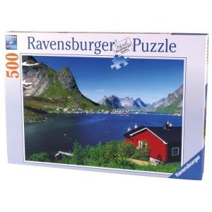 «Пазл Норвежский фьорд» RV14176
