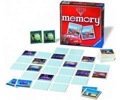 Игра Мемори  Тачки 2