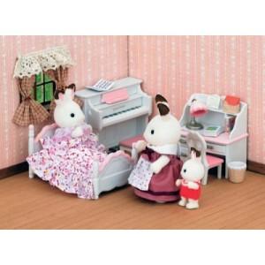 «Детская комната бело-розовая» SF2953
