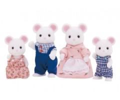 Семья Белых Мышей