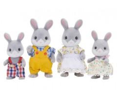 Семья Серых Кроликов