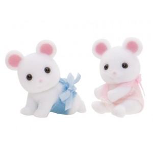 «Белые Мышата-двойняшки» SF3221