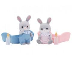 SF3405 Малыш Серый Кролик