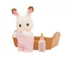 SF3410 Малыш шоколадный кролик
