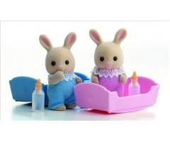 SF3418 Малыш Молочный Кролик