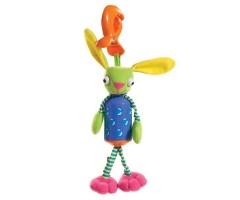 TN280 Развивающая игрушка  Зайчик-колокольчик