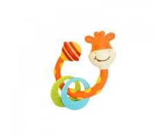 Погремушка-прорезыватель жираф Сеня