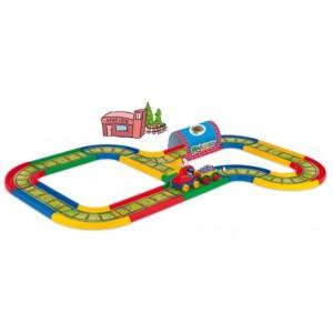 «Kid Cars  - железная дорога» WD51701