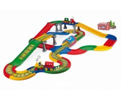 WD51711 Kid Cars - железная дорога 4,1 м