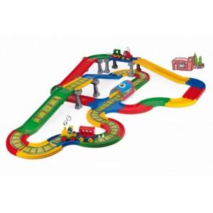 «Kid Cars - железная дорога 4,1 м» WD51711