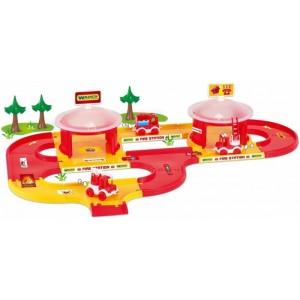 «Kid Cars 3D - набор пожарная» WD53310