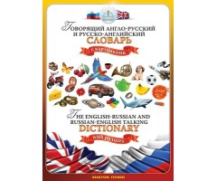ZN40001 Русско-английский и англо-русский  словарь