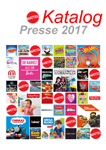 Каталог Mattel 2017